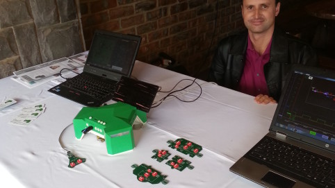 SeeBox launched at SA Teachers Union meeting